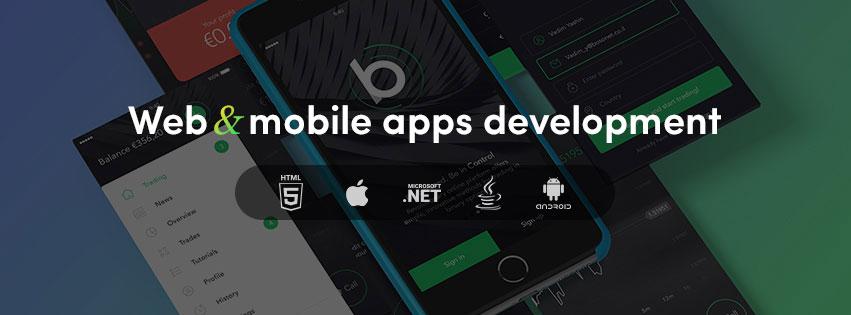 עיצוב אפליקציות למובייל עם חברת תוכנה מקצועית